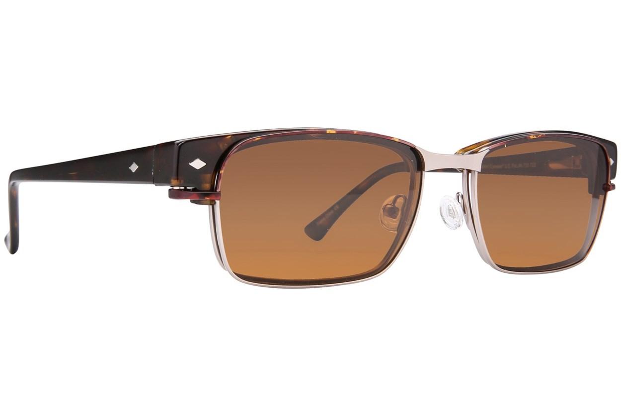 Alternate Image 1 - Revolution 711 Tortoise Eyeglasses