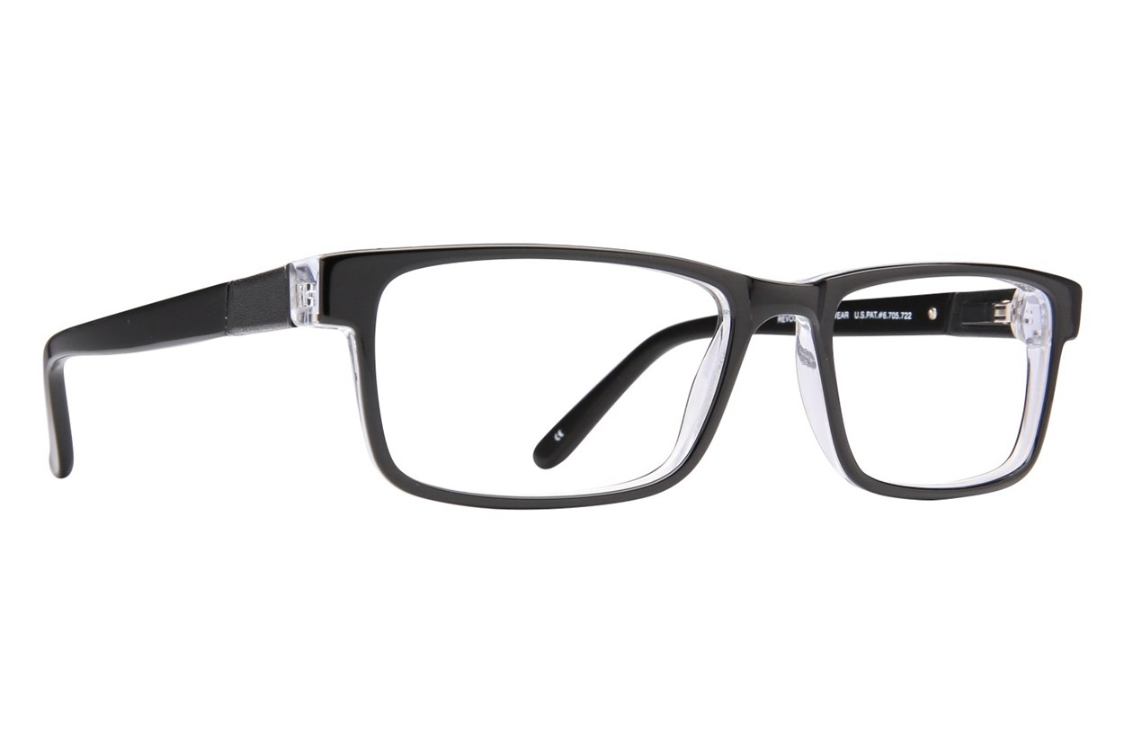 Revolution 765 Eyeglasses - Black