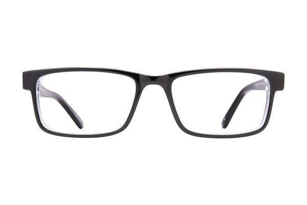 Revolution 765 Black Eyeglasses