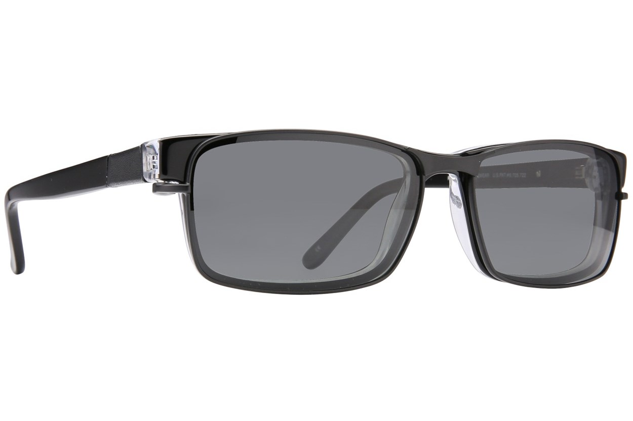 Alternate Image 1 - Revolution 765 Eyeglasses - Black
