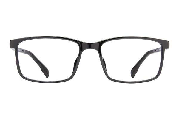 Revolution Fresno Black Eyeglasses