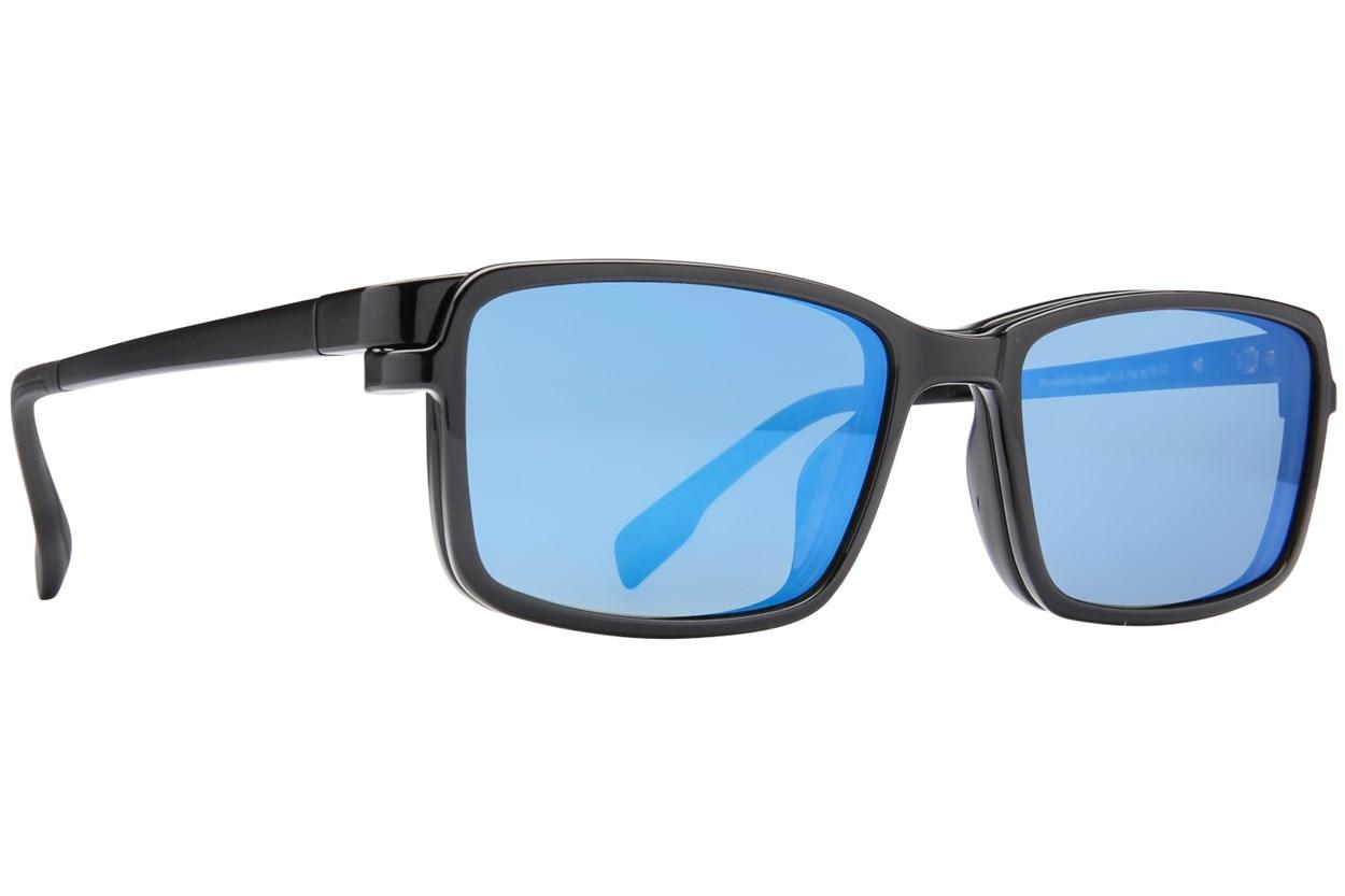 Alternate Image 1 - Revolution Fresno Black Eyeglasses