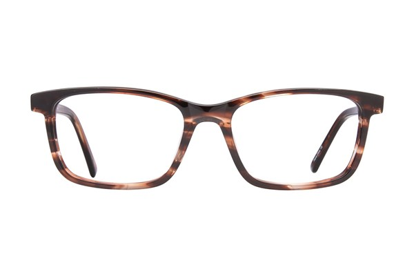 Revolution Hoboken Eyeglasses - Brown