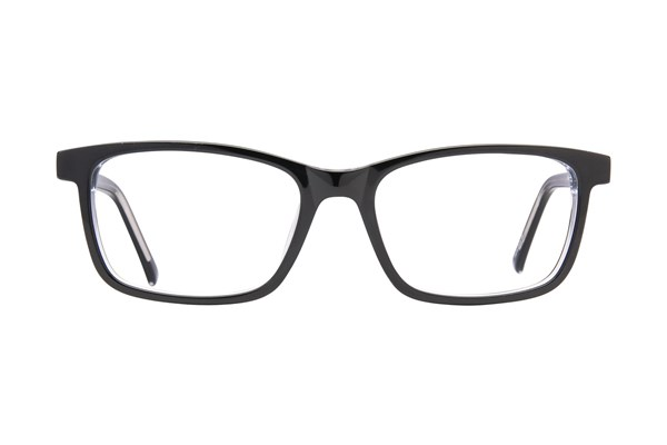 Revolution Hoboken Eyeglasses - Black