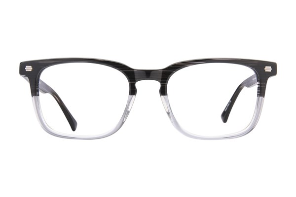 Revolution Lido Gray Eyeglasses