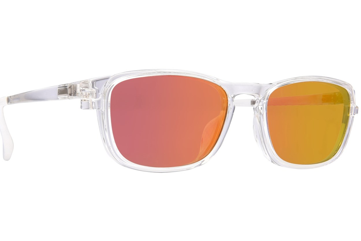 Alternate Image 1 - Revolution Nashville Clear Eyeglasses
