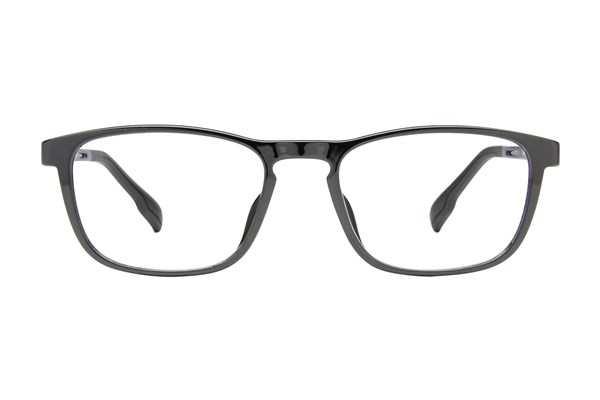 Revolution Nashville Black Eyeglasses