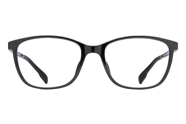 Revolution Portland Eyeglasses - Black