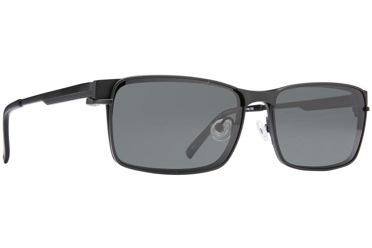 Alternate Image 1 - Revolution T102 Black Eyeglasses