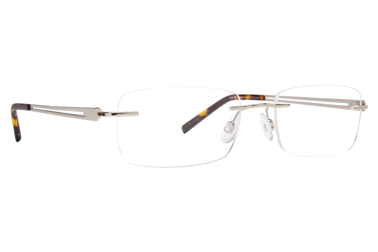 Invincilites Zeta W Gray Eyeglasses