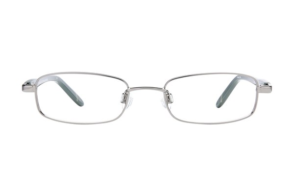 Ocean Pacific 808 Gray Eyeglasses