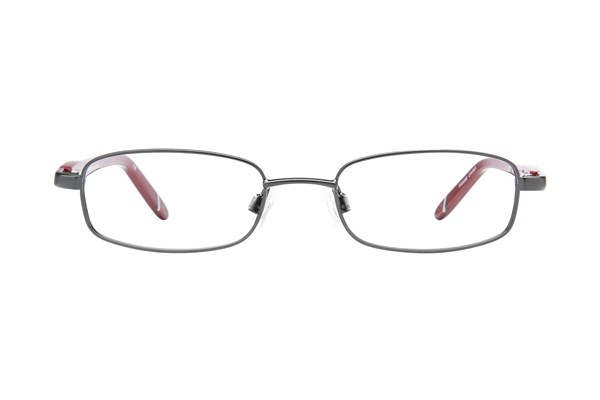 Ocean Pacific 808 Black Eyeglasses