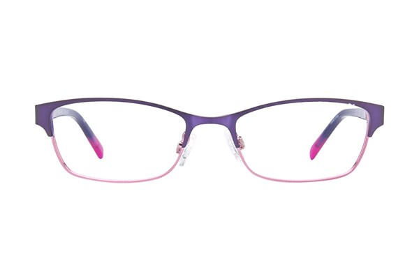 Ocean Pacific 827 Eyeglasses - Purple