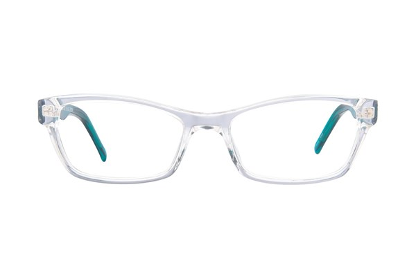 Ocean Pacific 843 Yellow Eyeglasses