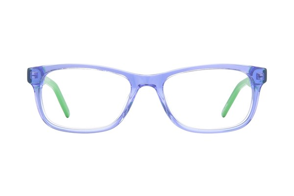 Ocean Pacific 844 Blue Eyeglasses