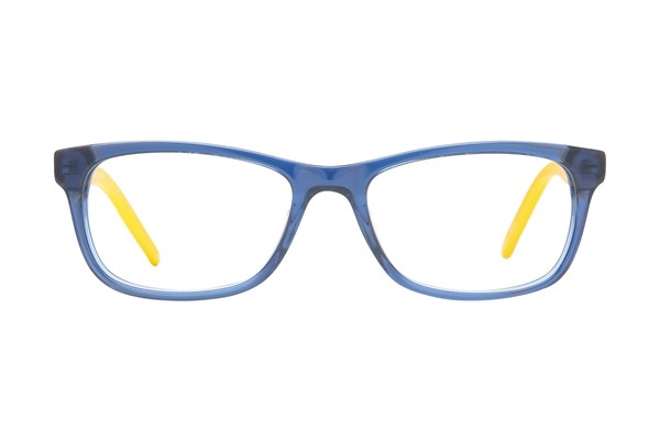 Ocean Pacific 844 Eyeglasses - Blue