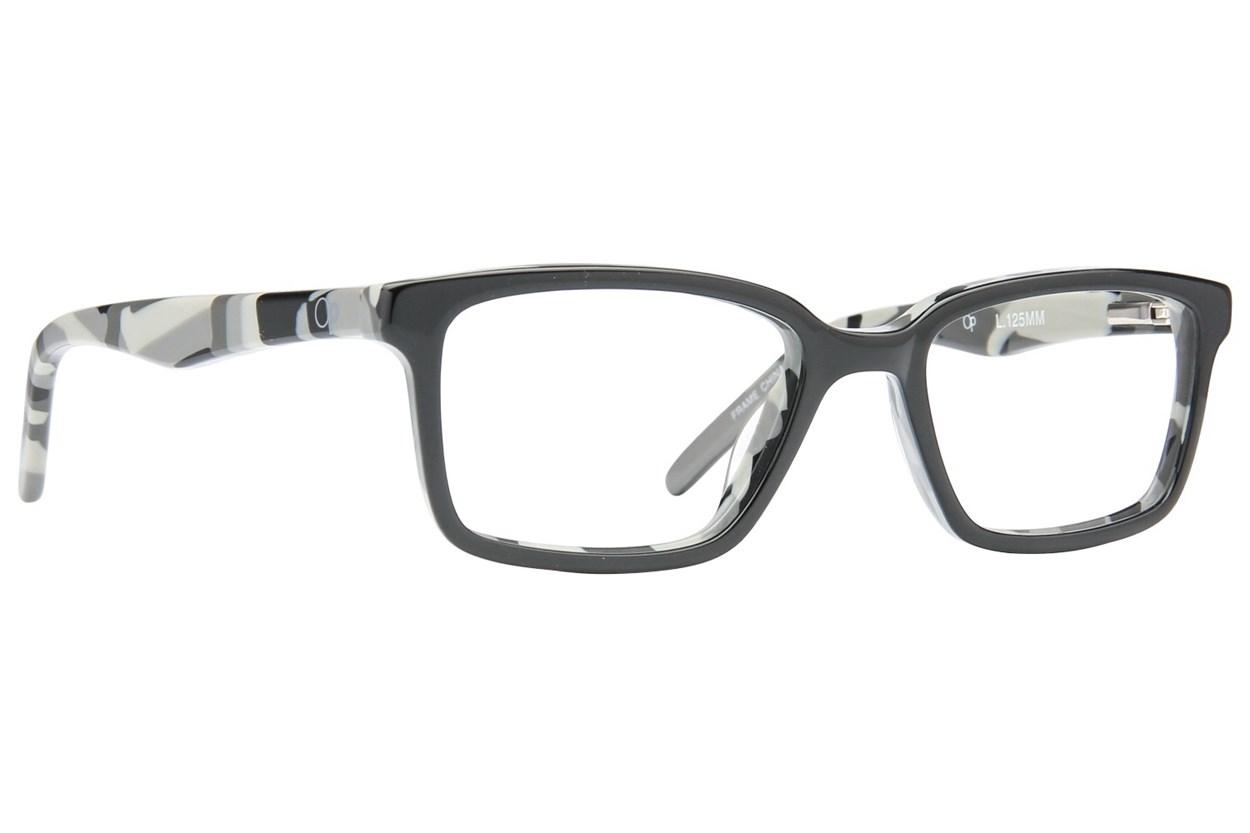 Ocean Pacific 847 Black Eyeglasses