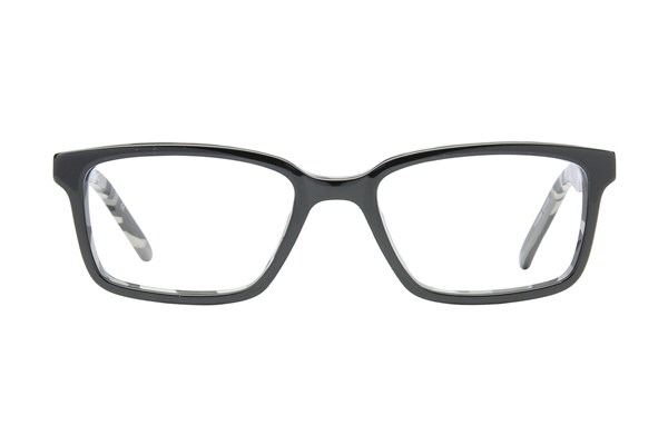 Ocean Pacific 847 Black Eyeglasses