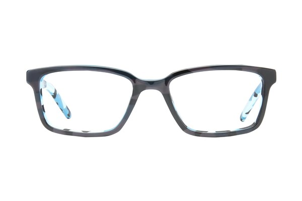 Ocean Pacific 847 Eyeglasses - Brown