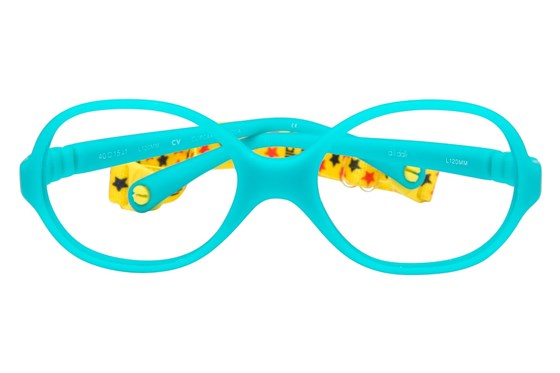 dilli dalli Cupcake Turquoise Eyeglasses