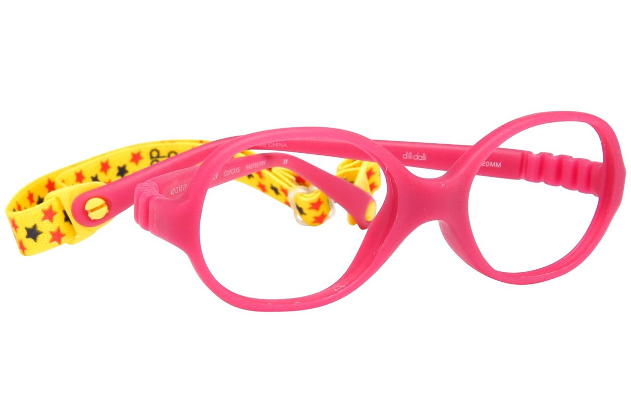 dilli dalli Cupcake Eyeglasses - Red