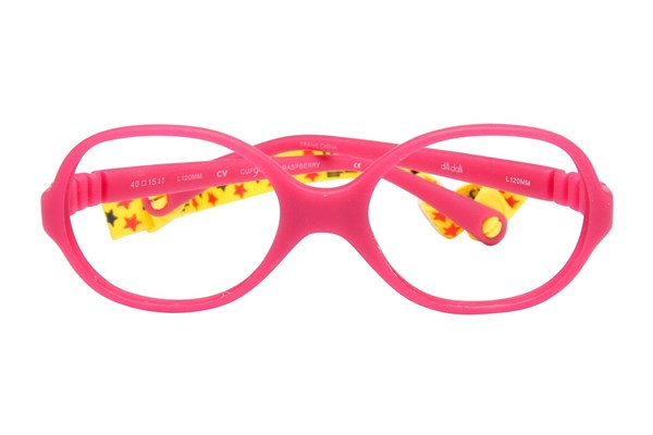 dilli dalli Cupcake Red Eyeglasses