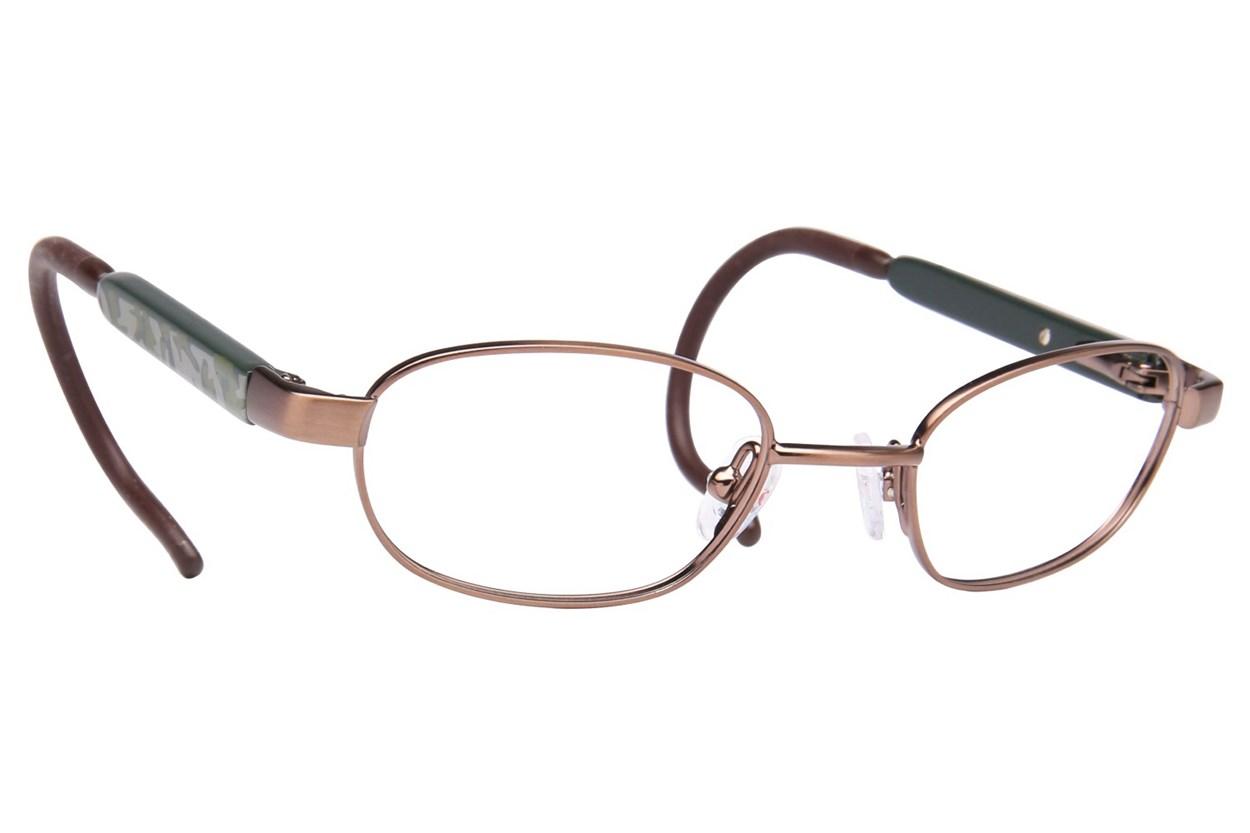 dilli dalli Hot Shot Brown Eyeglasses