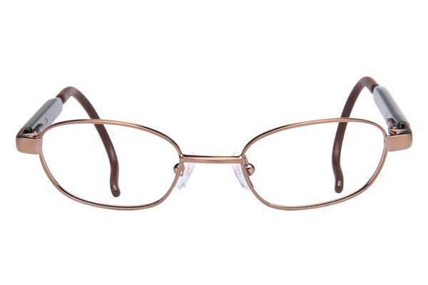 dilli dalli Hot Shot Brown Eyeglasses