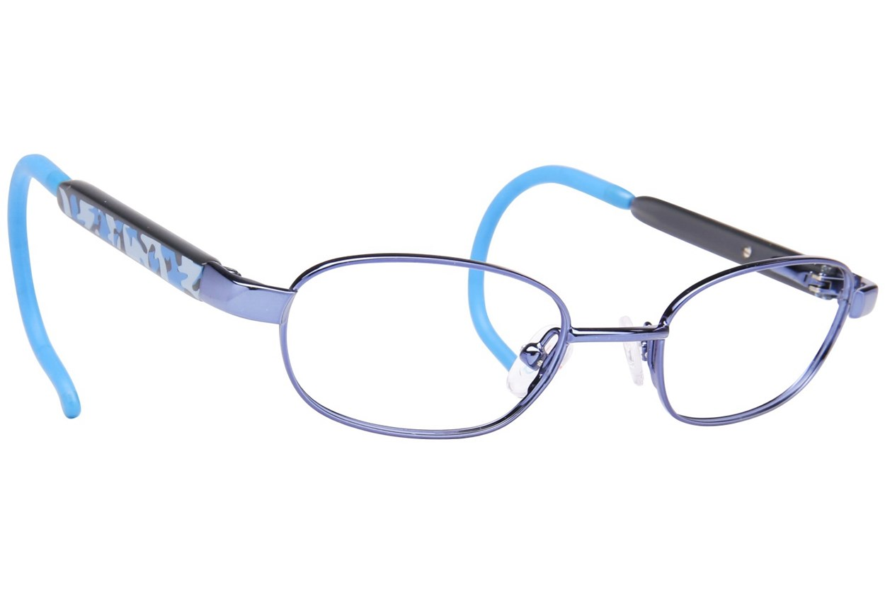 dilli dalli Hot Shot Eyeglasses - Blue
