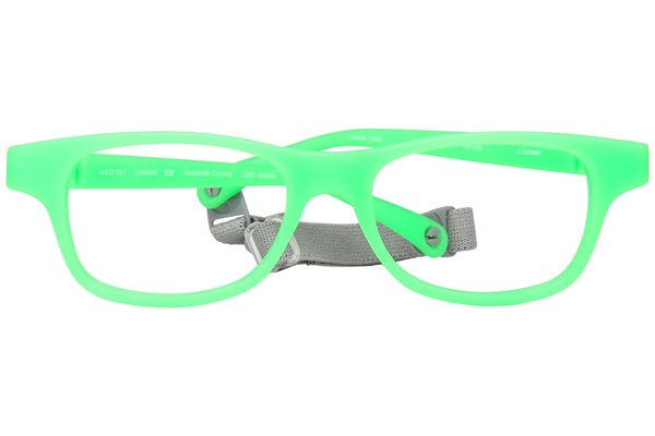 dilli dalli Rainbow Cookie Green Eyeglasses