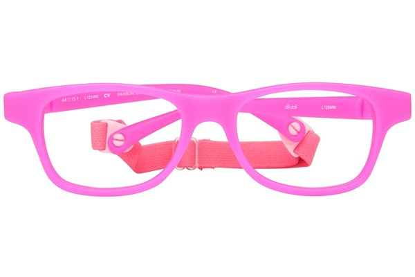 dilli dalli Rainbow Cookie Eyeglasses - Pink
