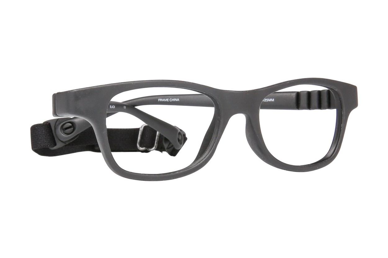dilli dalli Rainbow Cookie Black Eyeglasses