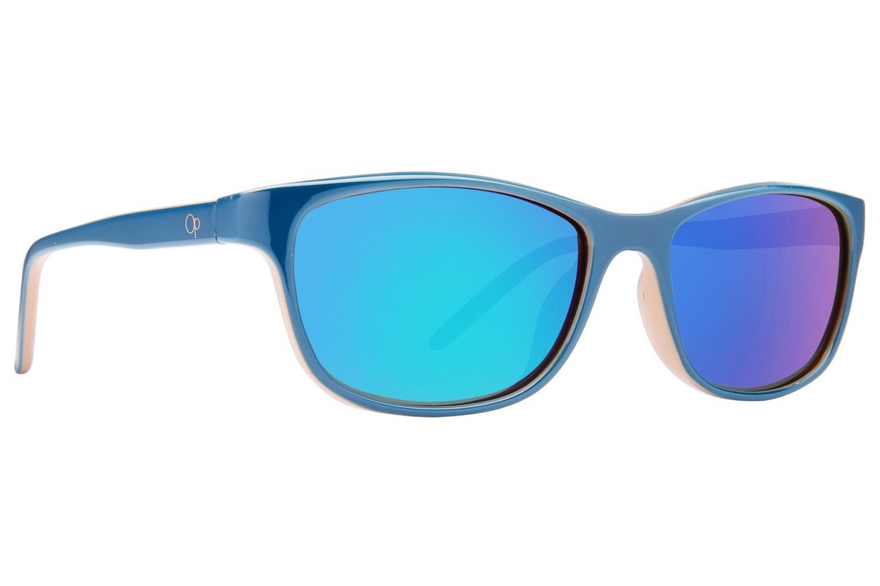 Ocean Pacific Glide Sunglasses - Blue