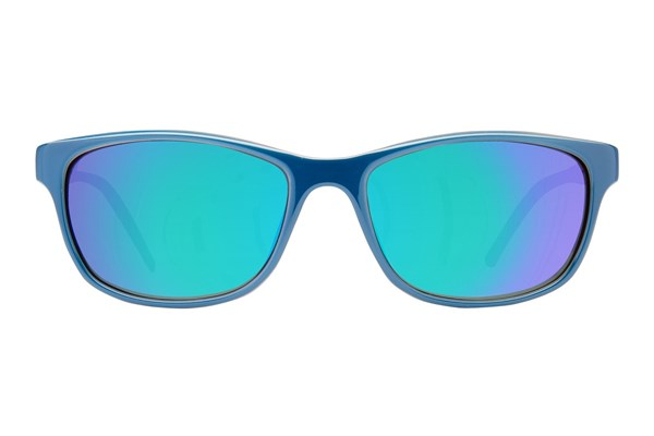 Ocean Pacific Glide Blue Sunglasses