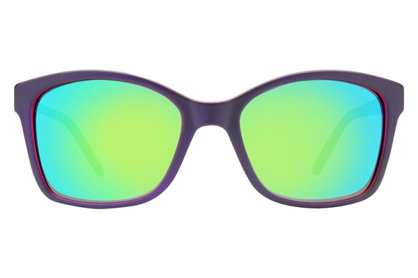 Ocean Pacific Howlee Sunglasses - Purple