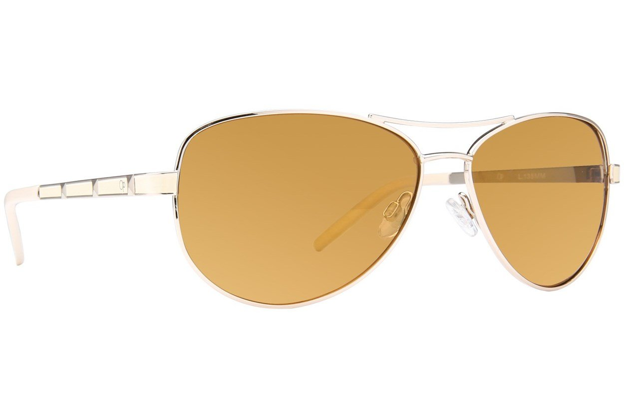 Ocean Pacific Pearl Sunglasses - Gold