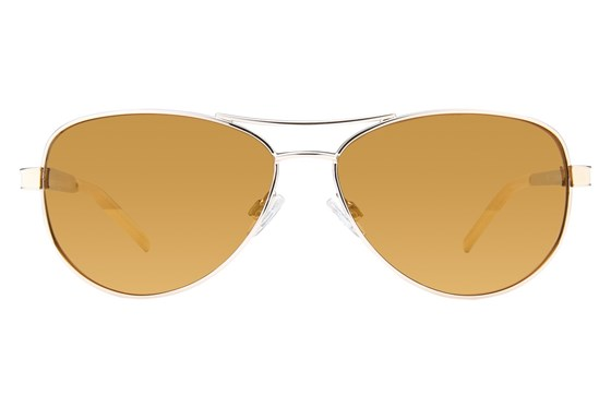 Ocean Pacific Pearl Gold Sunglasses