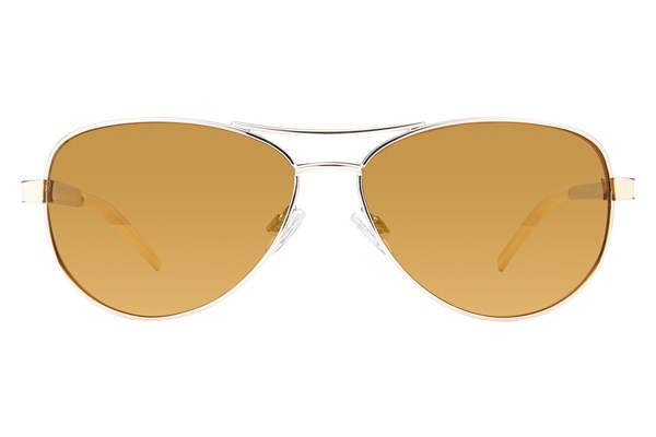 Ocean Pacific Pearl Gold Sunglasses