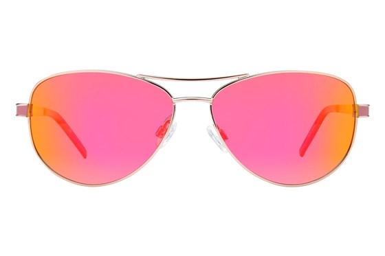 Ocean Pacific Pearl Pink Sunglasses