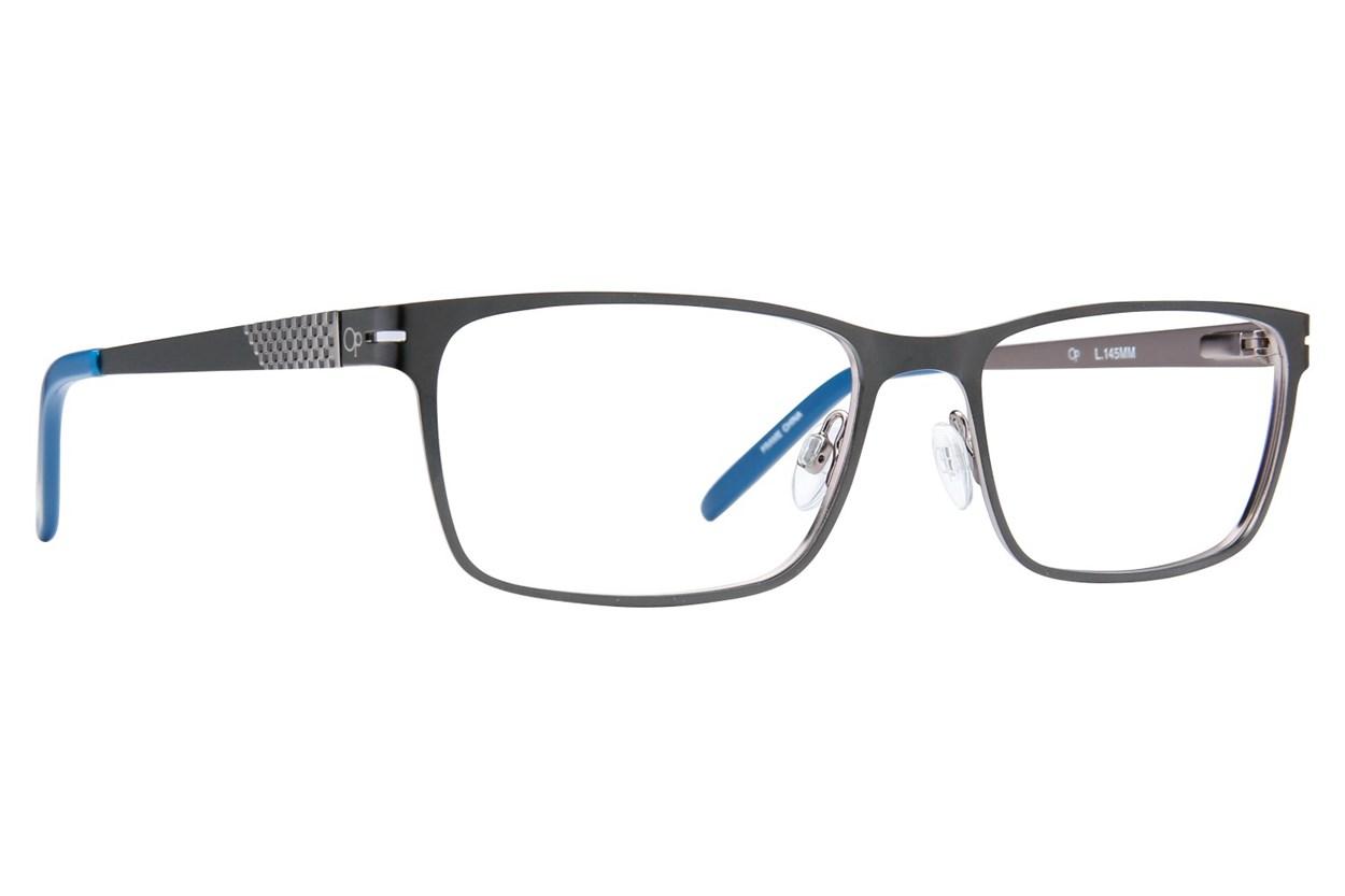 Ocean Pacific Clutch Black Eyeglasses