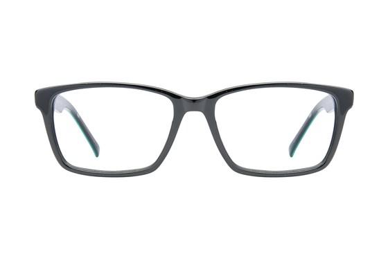 Ocean Pacific Eagle Beach Black Eyeglasses