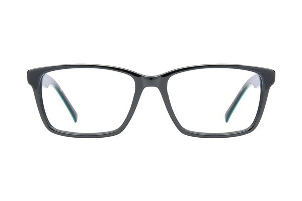 Ocean Pacific Eagle Beach Eyeglasses - Black