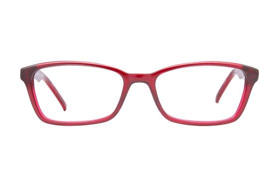 Ocean Pacific Flamenco Beach Red Eyeglasses
