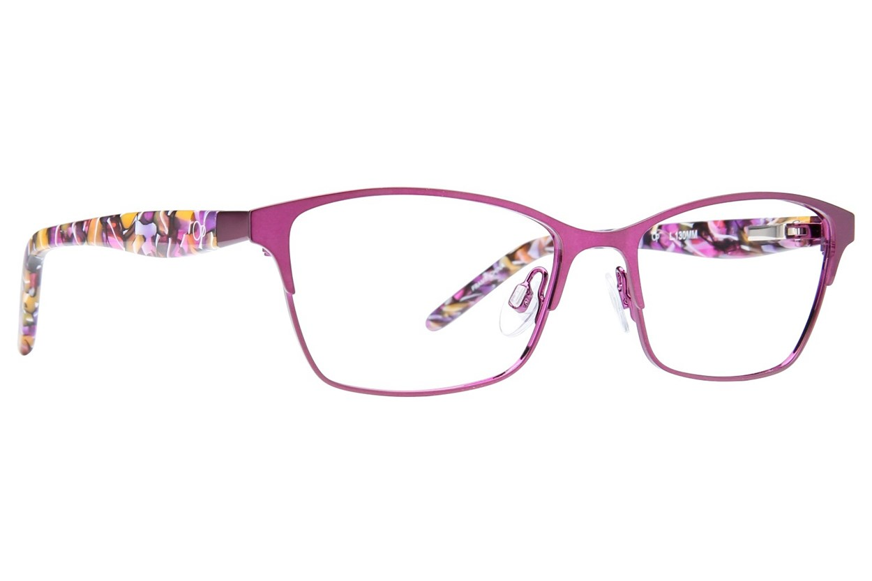Ocean Pacific Rippin Eyeglasses - Purple
