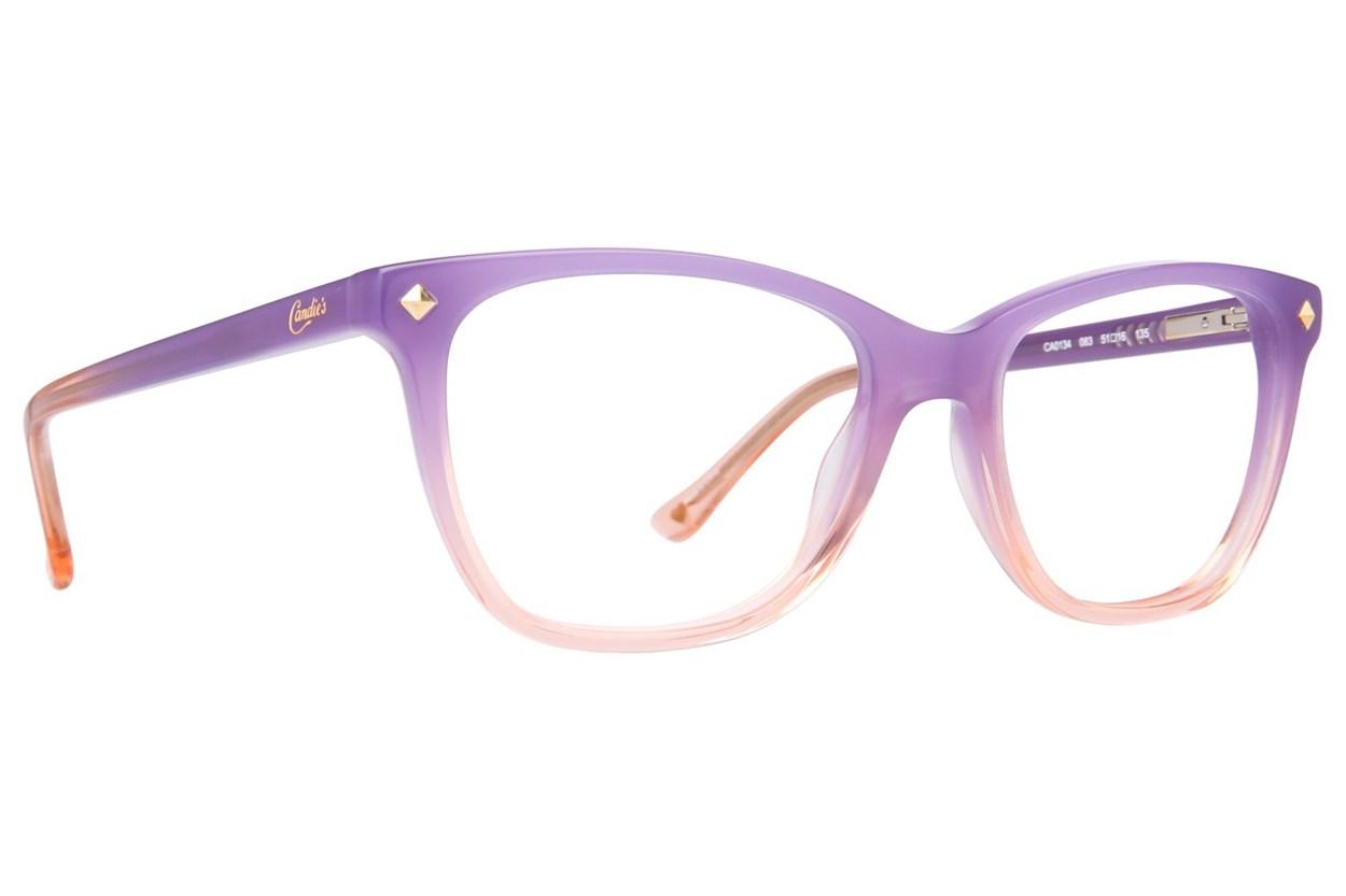 Candie's CA0134 Purple Eyeglasses