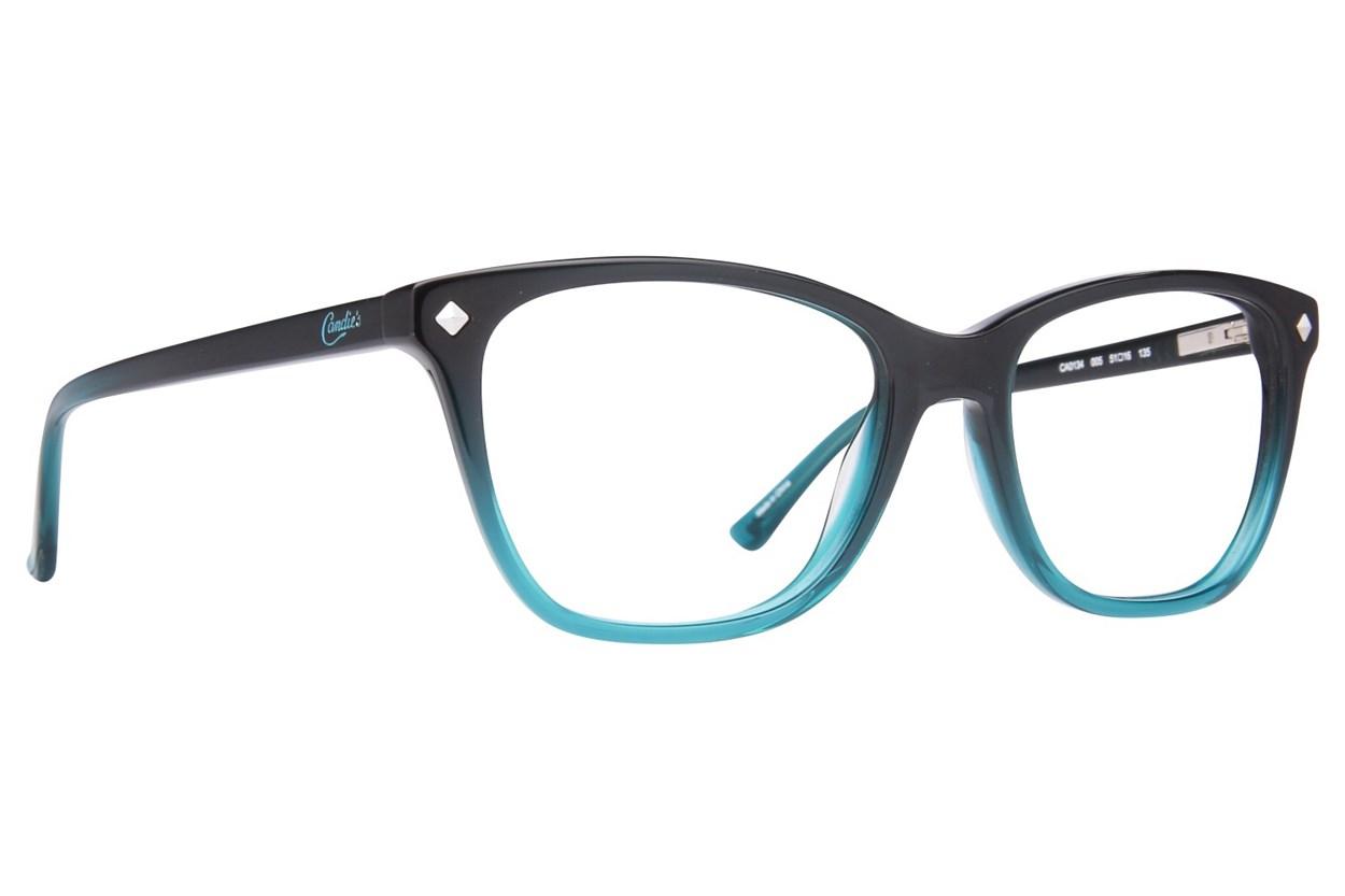 Candie's CA0134 Black Eyeglasses