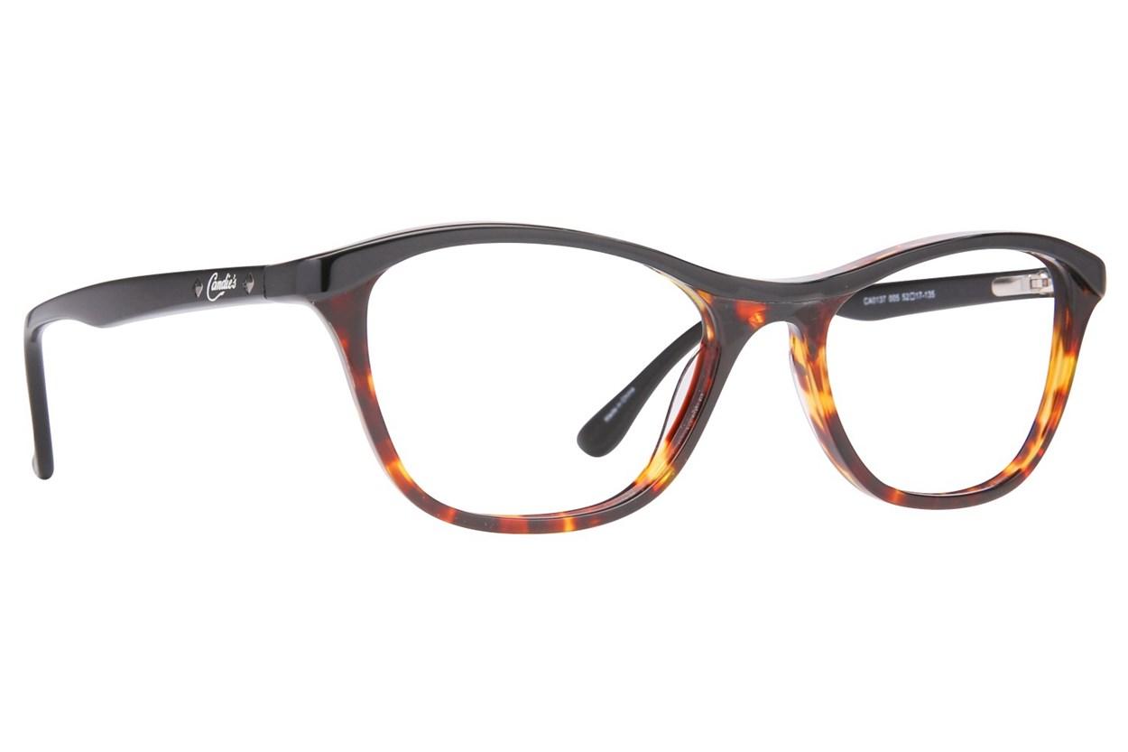 Candie's CA0137 Black Eyeglasses