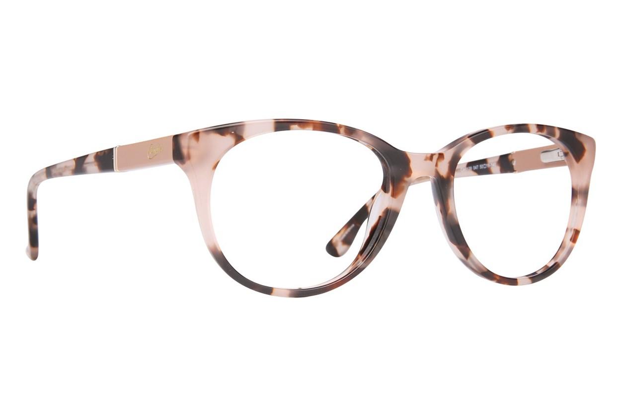 Candie's CA0138 Tortoise Eyeglasses