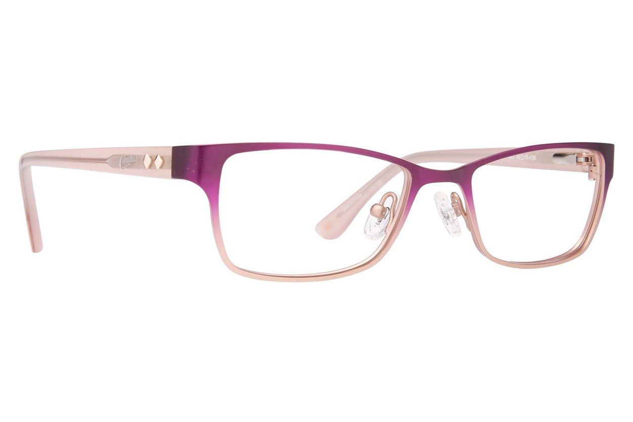Candie's CA0501 Purple Eyeglasses