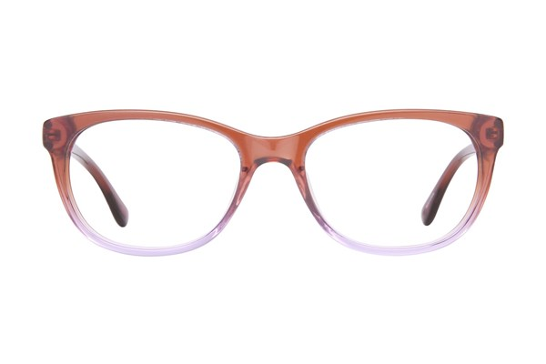Candie's CA0502 Brown Eyeglasses